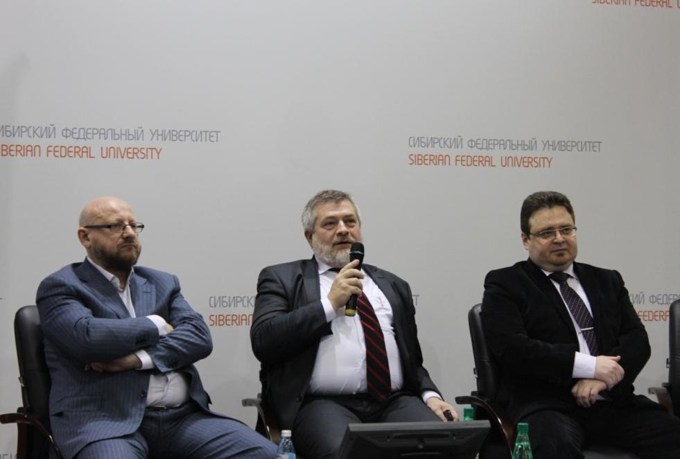 Модест Колеров Авигдор Эскин Павел Клачков