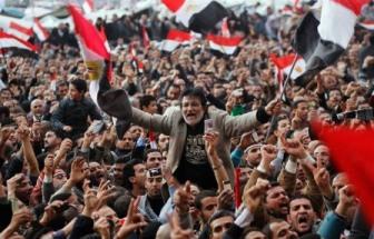 Египет цветные революции