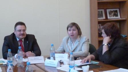 Экспертный клуб Павел Клачков Наталья Копцева Елена Федорова