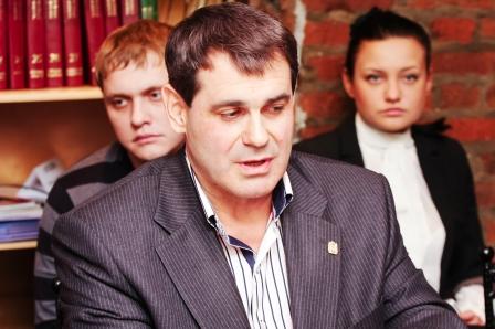 Экспертный клуб Комитет развития Вячеслав Бык