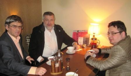 Авигдор Эскин Павел Клачков Олег Пащенко