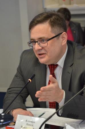 Павел Клачков Экспертный клуб Комитет развития