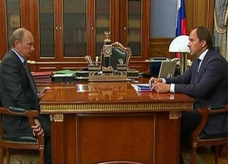 Владимир Владимирович Путин, Лев Владимирович Кузнецов