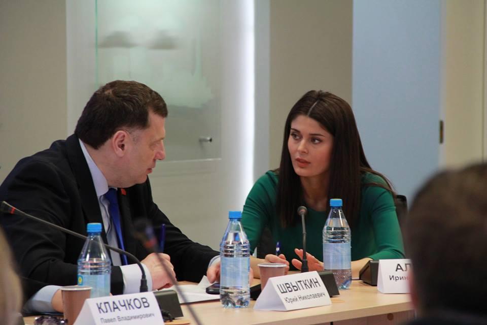 Юрий Швыткин Ирина Алиева Комитет развития